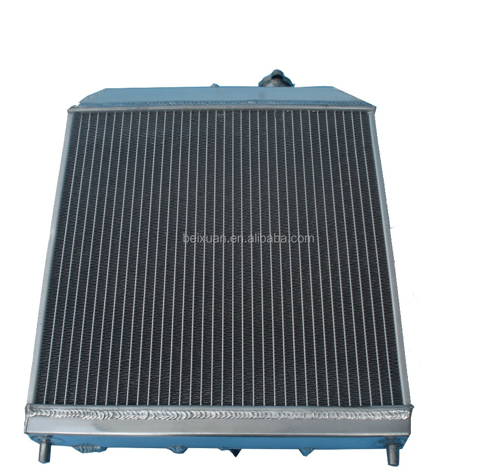honda civic how to feel the radiator