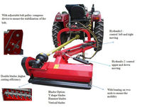 Agricultural Machine grass trimmer supplier from China