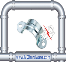 Two Hole Stainless Steel Pipe Saddle Clamp In Hangzhou