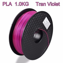 Free filament Sample 1.75mm 3mm PLA ABS 3d printer led filament