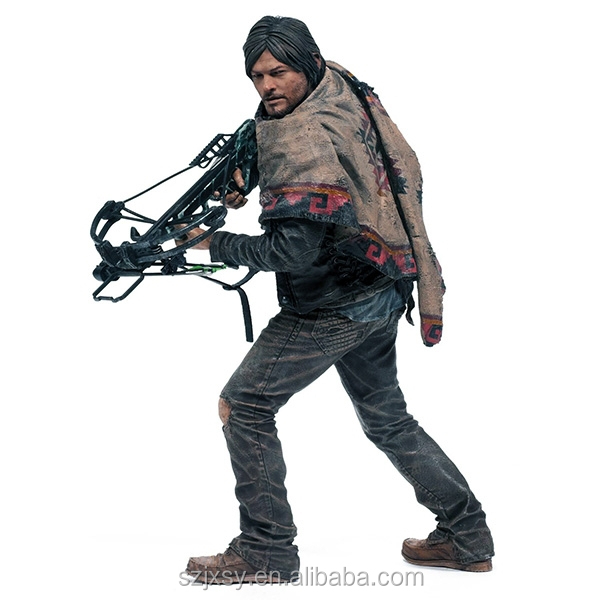 Walking Dead Governor Action Figure Panik Statue In China