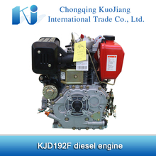China 500cc 12hp diesel engine 192F for sale