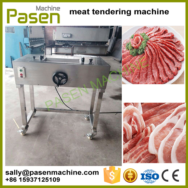 pork chop tenderizer / beef steak tenderizing machine