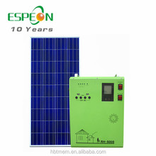 Hot !! Off grid Mini small home solar power system solar panel system 300w 600w 1000w