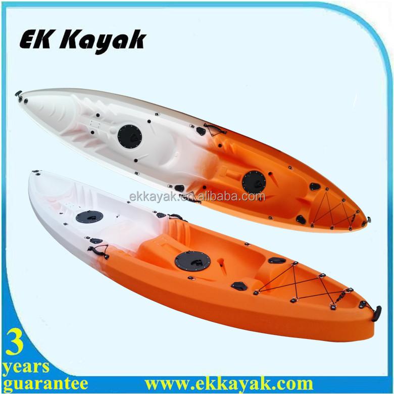 Professional small and cheap plastic fishing kayak boat for Cheap fishing kayaks