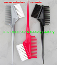 For salon hair dyeing tail comb,hair dyeing comb, dye hair comb