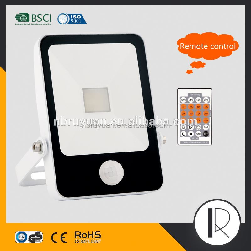 0607193 low price security motion sensor led flood light
