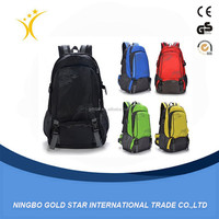 2016 Outdoor Military Trekking canvas Backpack