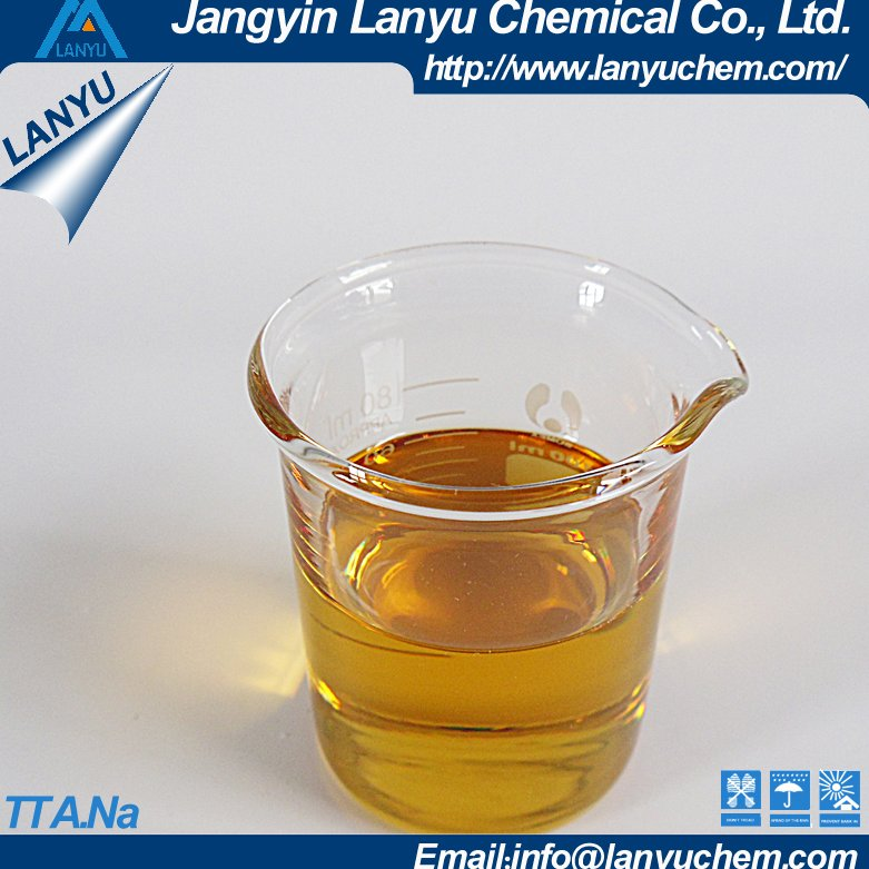 water treatment chemical Tolyltriazole 50% sodium salt(TTA-S)