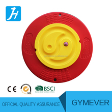 Training Exercise round plastic Balance Board with maze game for kids