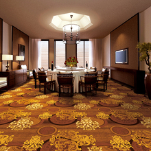 Luxury Restaurant Carpet made In China Factory