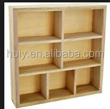 craft storage unit Floating Wall Cube Storage Display Cubes wood Wooden Shelf