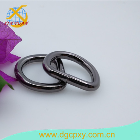 27.7*30MM China Supplier Wholesale Custom Ring <strong>D</strong> for Purse