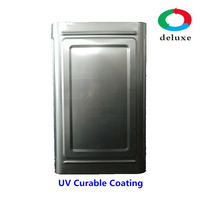 UV plastic coating