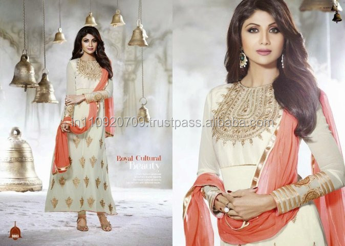 HEAVY WORKED SALWAR SUIT
