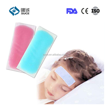 Different size Baby fever cooling patch/cooling gel patch/cool patch