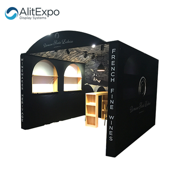 Wholesale Trade Show Display Exhibition Booth