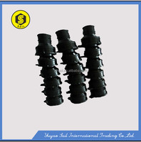 Yu yao China car spare part/ small rubber parts/Ningbo rubber material part manufacturer