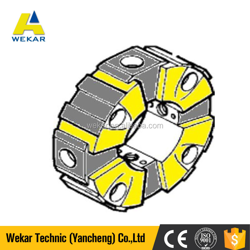 EXCAVATOR HYDRAULIC PUMP COUPLING 20D-01-18130 PC200-1 PC220-1