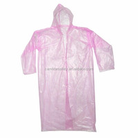 lightweight emergency disposable purple rain poncho extra large reflective rain strong poncho for motorcycle