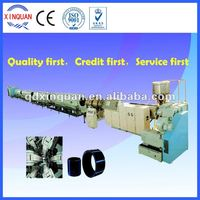 HDPE gas and water supply tube making machine,plastic pipe machine manufacturers