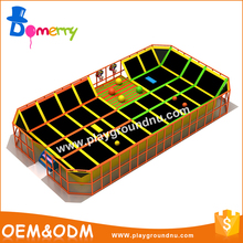 Factory price New design professional Soft amusement kids turkey indoor trampoline park