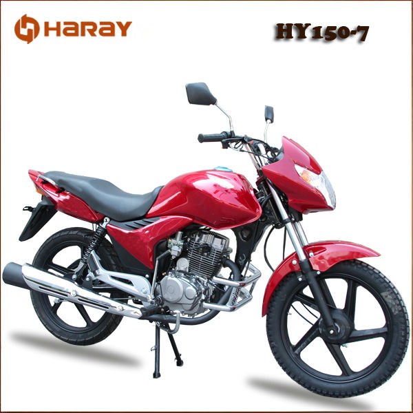 Chinese Classical TITAN Cheap 150cc Street Legal Motorcycle Best Selling Brazil CG150 Street Motorcycle