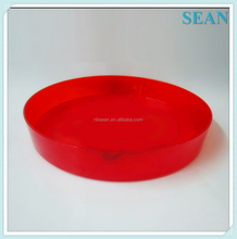 Multifunctional beverage serving tray for promotion
