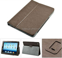 High Quality HOCO Brand PU Leather case for ipad2/3/4