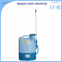grapes Electrostatic Adherence motorized sprayer With water pump