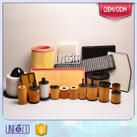 China factory truck forklift oil filter cross reference For toyota mann Mitsubishi