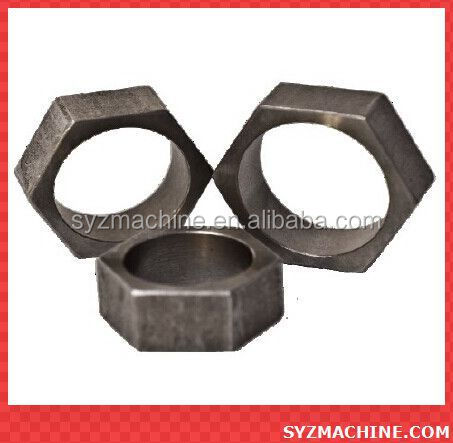 2015 SYZ MACHINE Weld-On Wrench Hexes