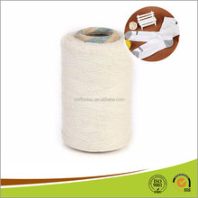 Polyester Recycled Cotton 100 Cotton Melange Yarn