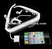 "72"" Virtual Screen Glasses Video Eyewear 72inch monitor for iPhone/ iPad/ iPod"