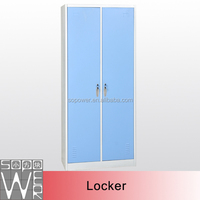 Comfortable wardrobe locker, steel clothing locker, steel shoes locker
