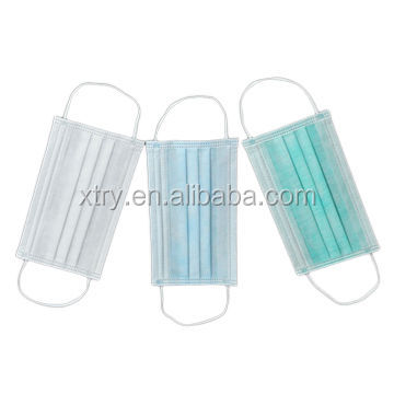 CE ISO Safety hospital beauty face mask