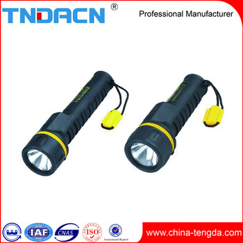 BCS Series Explosion-proof LED Flashlight ( IIB IIC )