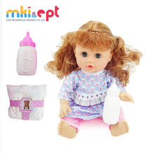 2018 newest cheap reborn 14'' silicone reborn baby doll kits