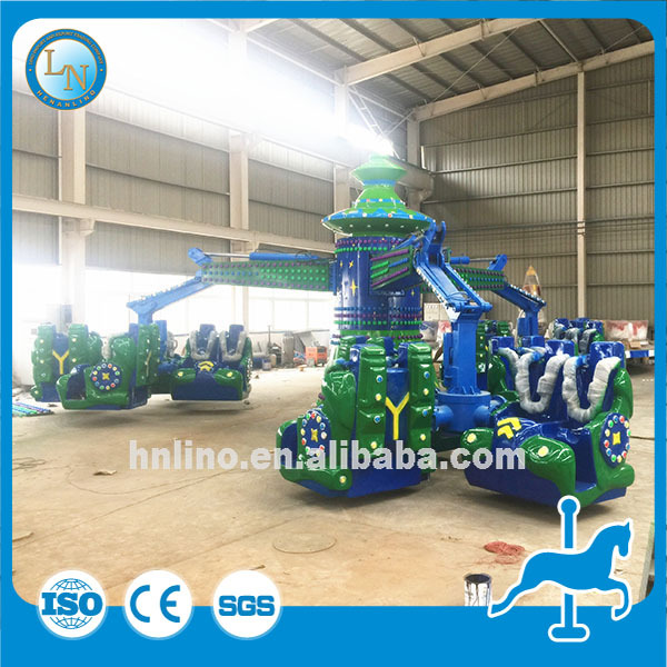 China supplier outdoor playground equipment Energy storm swing ride customized 24 seats Amusement ride for sale