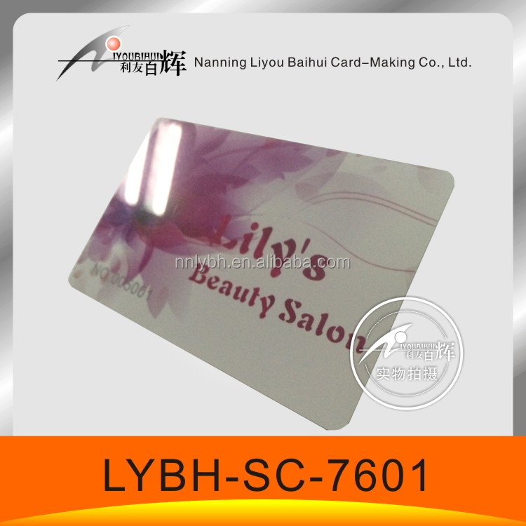 China manufacturer CR80 standard hot sale glossy plastic card printing graphics pictures card