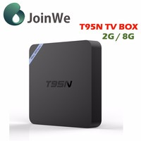 Good Tech T95N Mini M8S Pro 2GB Ram 8GB Rom google android 5.1 tv box Amlogic S905 T95n