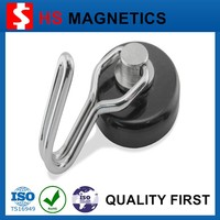 All Types And Shapes Made In China Strong Neodymium Pot Magnet/Magnetic Hooks