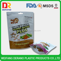 Competitive price and quality custom plastic stand up zip lock bags for food