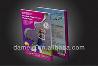 Advanced A4 200g one Side inkjet high glossy photo paper