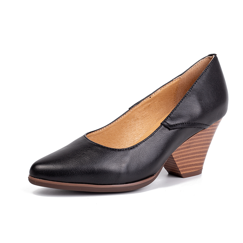 Wholesale <strong>Heels</strong> for Women and Ladies Shoes Block <strong>Heel</strong> Classic Office High-<strong>Heel</strong> Shoes