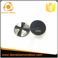 New Hybrid Bond Polishing Tool Diamond Metal/Resin Polishing Pad