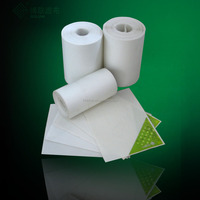 Polyester and polypropylene filters fabrics in 100% polyester fabrics