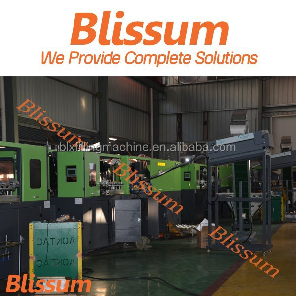 Manufacturer of plastic bottle blowing mold machinery