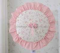 2014 Latest Design Cotton Colorful Dust Proof Washable Electric Motor Fan Cover Made in China