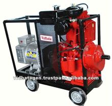 SINGLE PORTABLE 5 KVA DIESEL GENERATOR